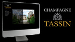site web champagnes tassin