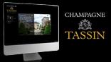 site web champagnes tassin